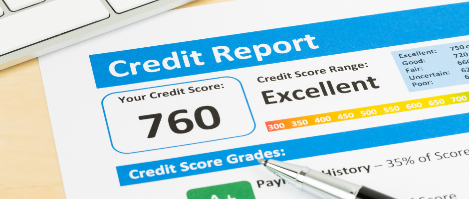 Borrower credit score is part of underwriting a note investment
