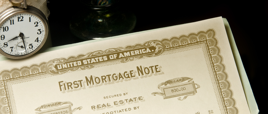 Mortgage Note Investing Generates Income