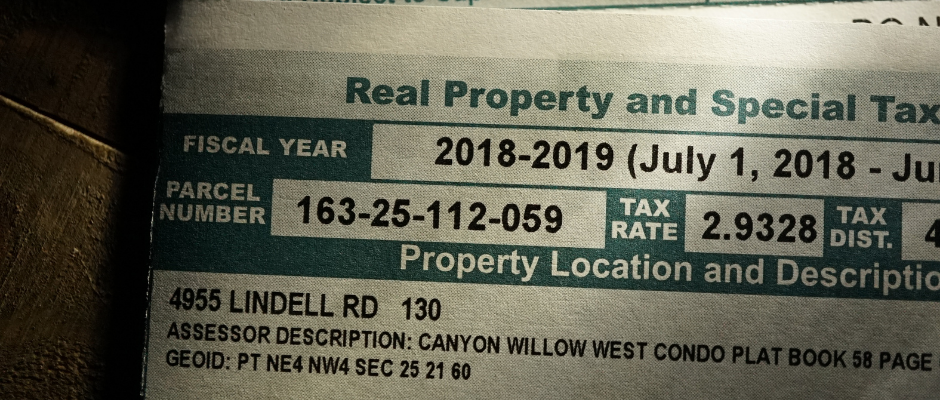 Property Tax Liens Can Disrupt Your Investment