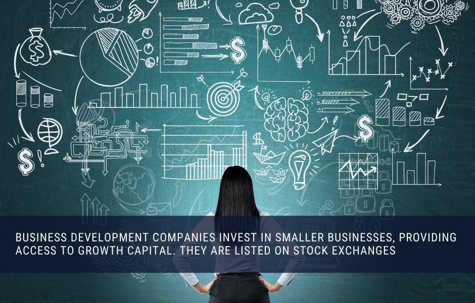 Business Development Companies provide retail invest with exposure to an underlying portfolio of small business investments