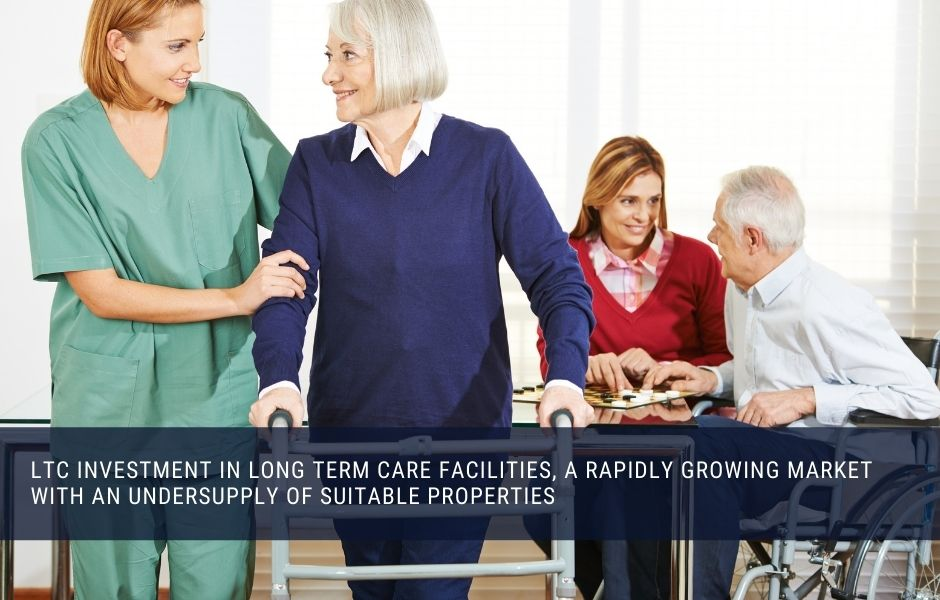 LTC Properties invests in long term care facilities and pays monthly dividends