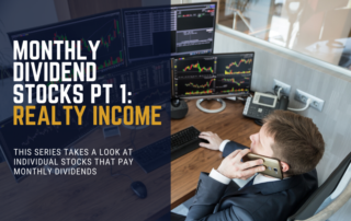 Monthly Dividend Stocks Realty Income