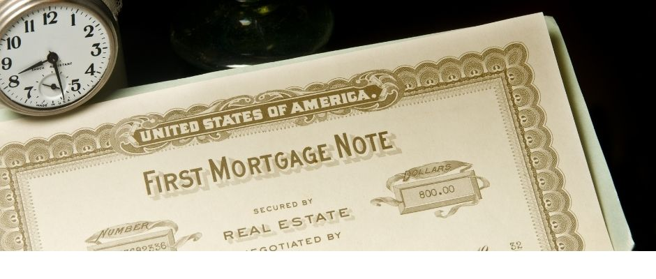 Mortgage notes are a great way to invest for income