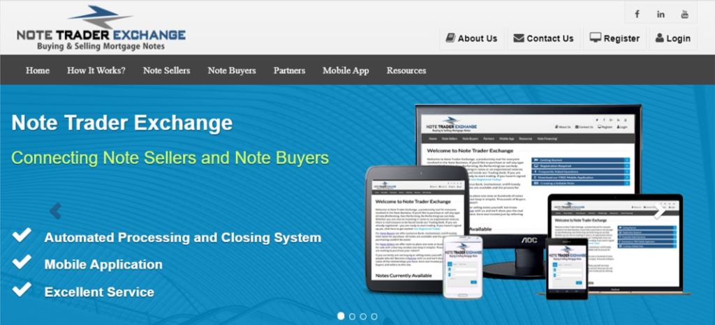 Note Trader Exchange is another option to buy notes online