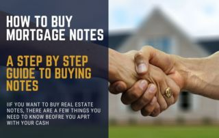 How to Buy Mortgage Notes