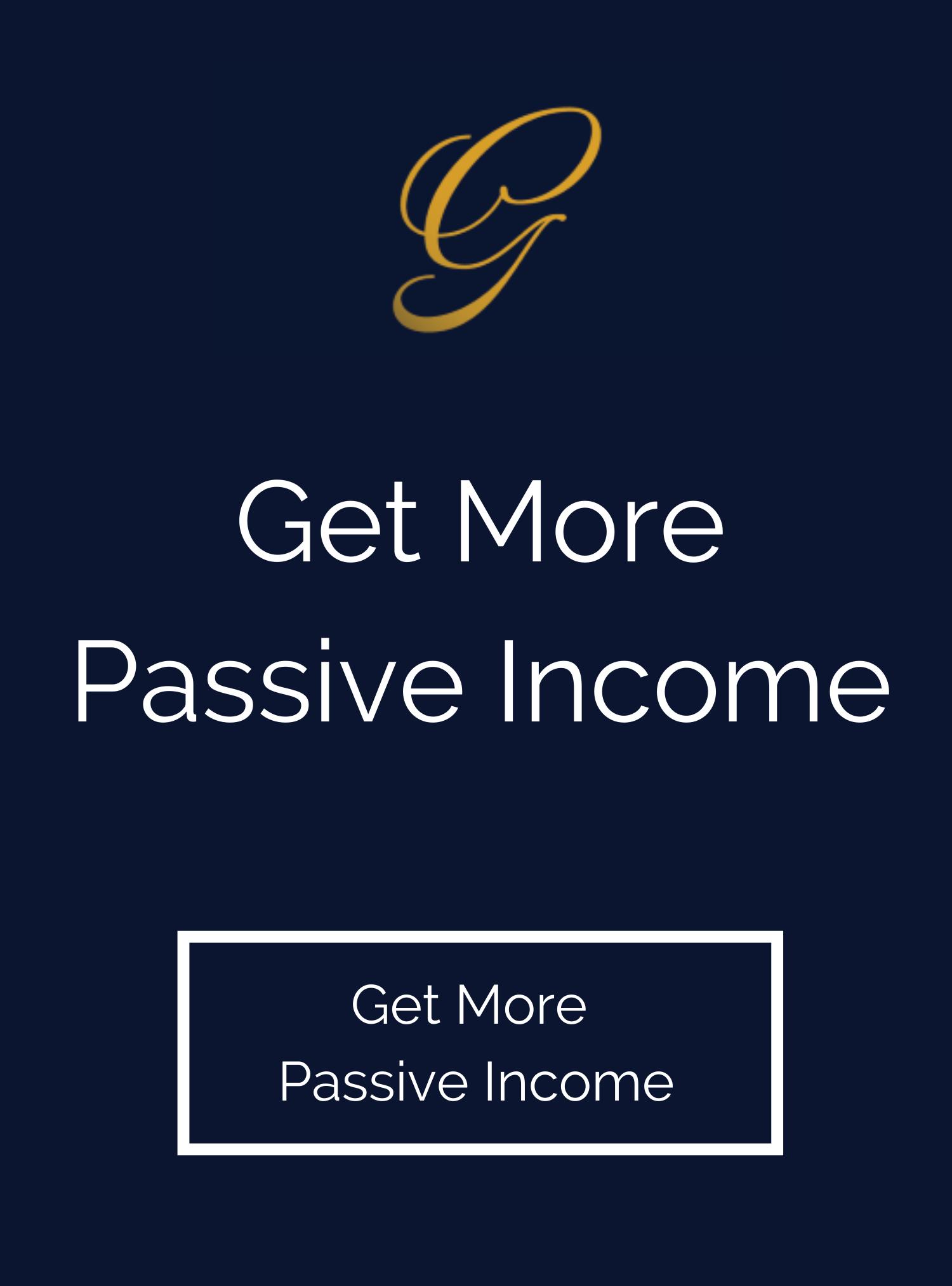 Passive Income Program