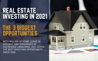 Real Estate Investing Opportunities 2021