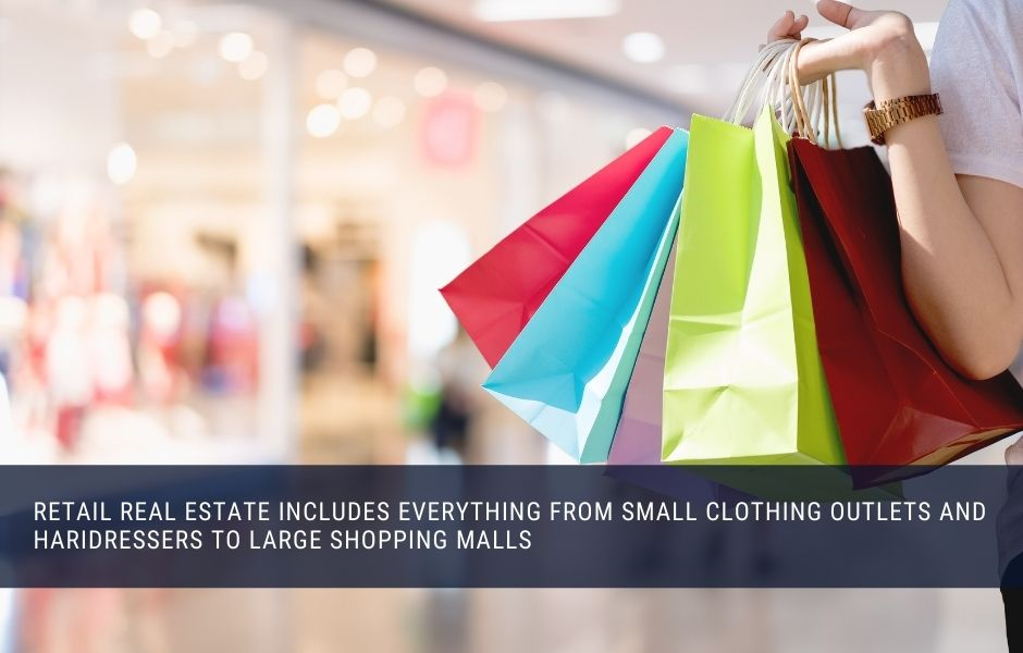 Retail real estate can a be great investment for monthly income