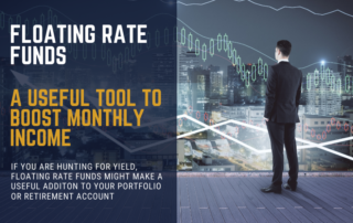 Floating Rate Funds Monthly Income Investments