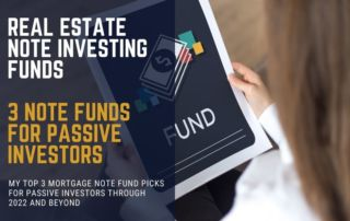 Real Estate Note Investing Funds