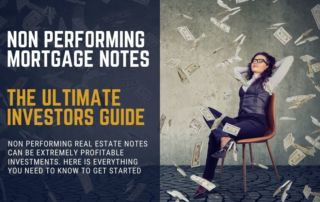 Investing in Non Performing Notes